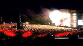 The Prodigy at National Bowl, Milton Keynes - 2010 (World's on Fire)