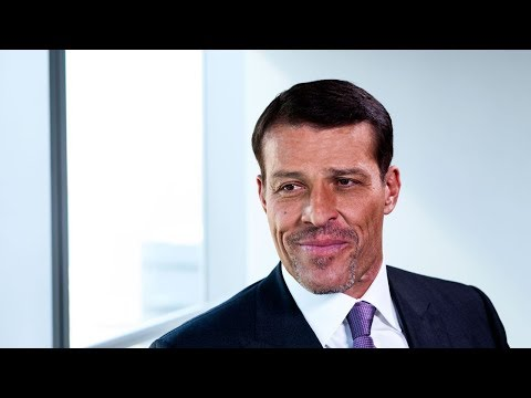 Tony Robbins on the Psychology and Skills of Exceptional Leaders