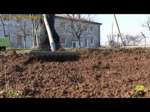 preparare un terreno per la semina