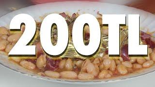 200 Liralık Kuru Fasulye Yaptık - Tadı Nasıl Oldu?