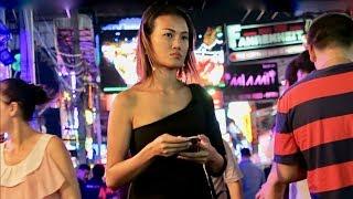 Pattaya Night Scenes - Vlog 328