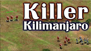 Killer Kilimanjaro! MbL vs Yo!