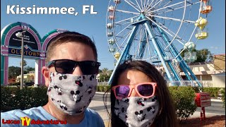 Old Town And Fun Spot Kissimmee Florida Day Trip - Phase 1 Reopening
