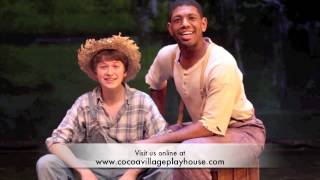 """""""BIG RIVER"""" Commercial - Cocoa Village Playhouse"""
