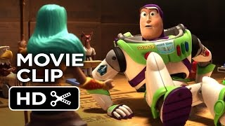 Toy Story Toons: Small Fry - Buzz Finds The Support Group