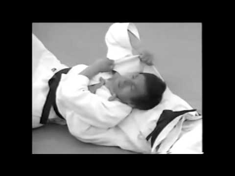 Judo - Okuri-eri-jime