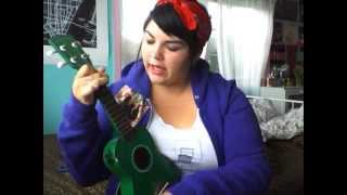 A Shell Across The Tongue (Drowners Uke Cover)