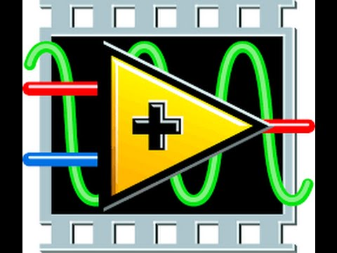 LabView Course   Lesson 1 ( Programming ) 2016 - YouTube
