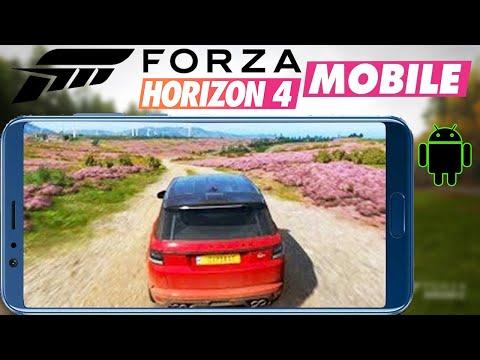 Forza Horizon 4 Android & iOS - Forza Horizon 4 Mobile Download