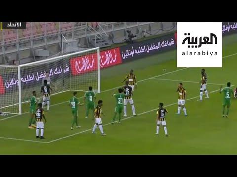 العرب اليوم - شاهد: البرق يشخِّص حال الاتحاد والعواد يعلق على أداء اللاعبين