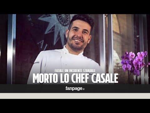 Morto lo chef Raffaele Casale, famoso per le sue collaborazioni con Cannavacciuolo