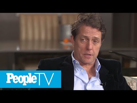 Hugh Grant: Fatherhood Is 'Nicest Thing That Ever Happened To Me' | PeopleTV