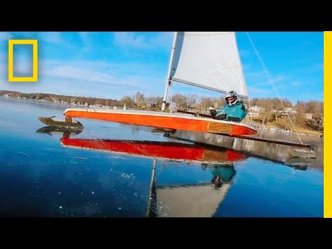 This Is What a Perfect Day on a Frozen Lake Looks Like | Short Film Showcase