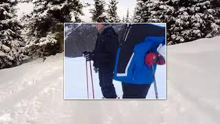 Sortie ski à Gourette, le 18 Février