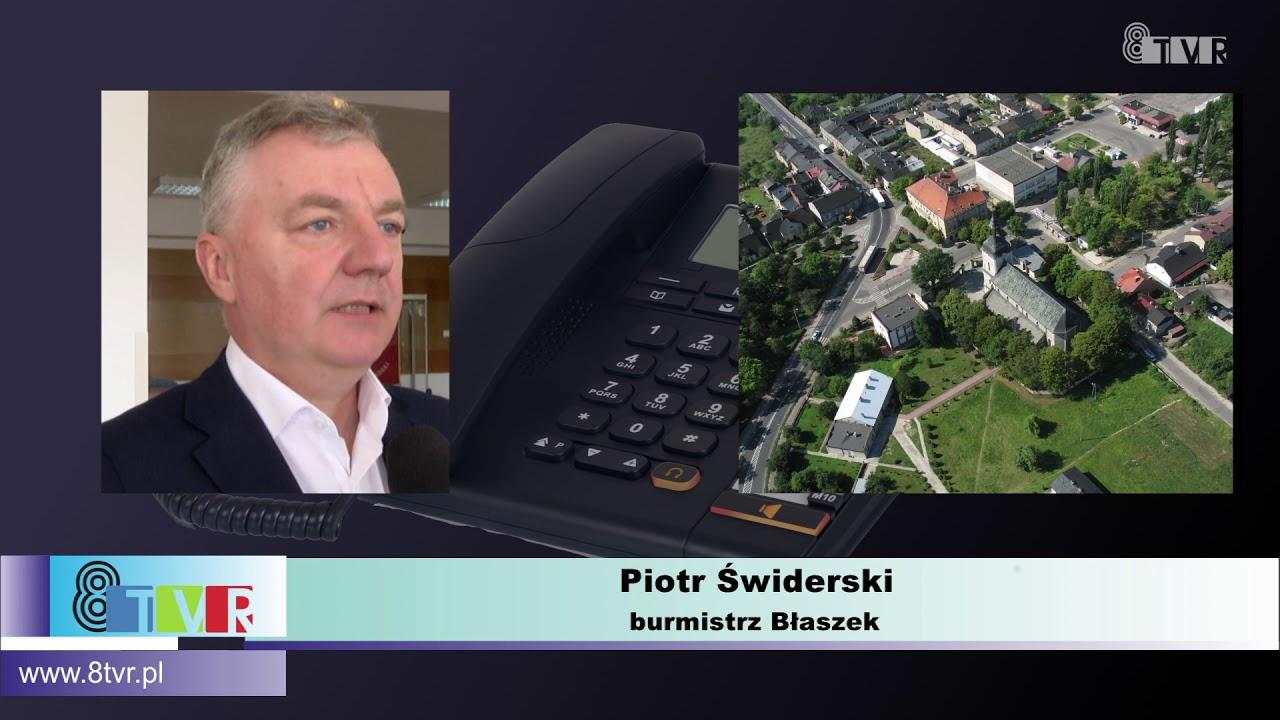 Nasze Sprawy – rozmowa z burmistrzem Piotrem Świderskim
