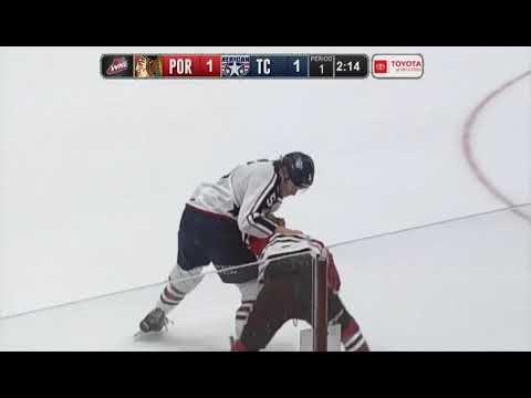 Mitchell Brown vs. Mason Mannek