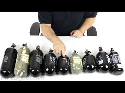 Guerrilla Air Compressed Air Tanks – Review