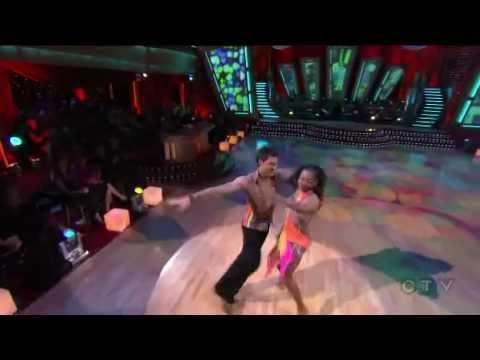 Dancing with the stars / Mel B & Maksim Chmerkovskiy Samba