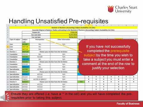The New Re-enrolment Process CSU Study Centre Sydney (from Nov 2011)