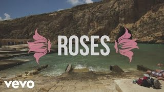 The Chainsmokers   Roses Ft. ROZES (Lyric Video)