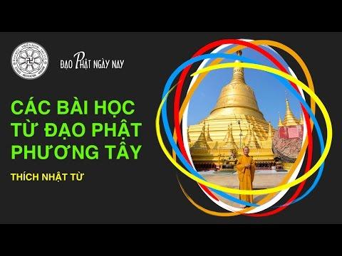 Các bài học từ đạo Phật phương Tây (5/6/2013)