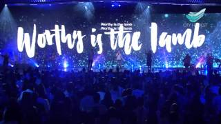 CityWorship: Worthy Is The Lamb (Hillsong) // Yong Te-Chong @ City Harvest Church