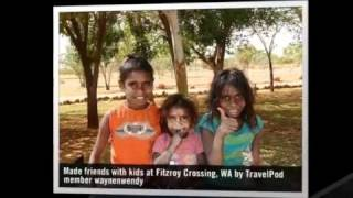 preview picture of video 'Kimberly Ranges to West Coast Beaches Waynenwendy's photos around Exmouth, Australia (vacation)'