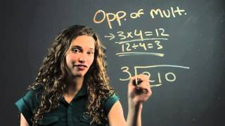 How to Teach 3rd Graders Division : Math Concepts