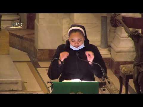 Messe du 18 janvier 2021 à Notre-Dame de la Garde