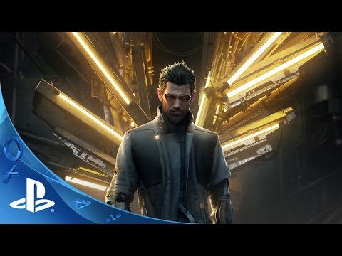 Видео № 1 из игры Deus Ex Mankind Divided Steelbook Case (БЕЗ ИГРЫ)