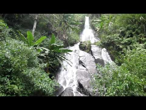 Video Wisata Wonogiri - Air Terjun Setren Girimanik Slogohimo