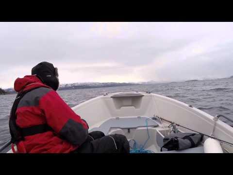Brushless gimbal Feiyu Tech FY G3 boat test