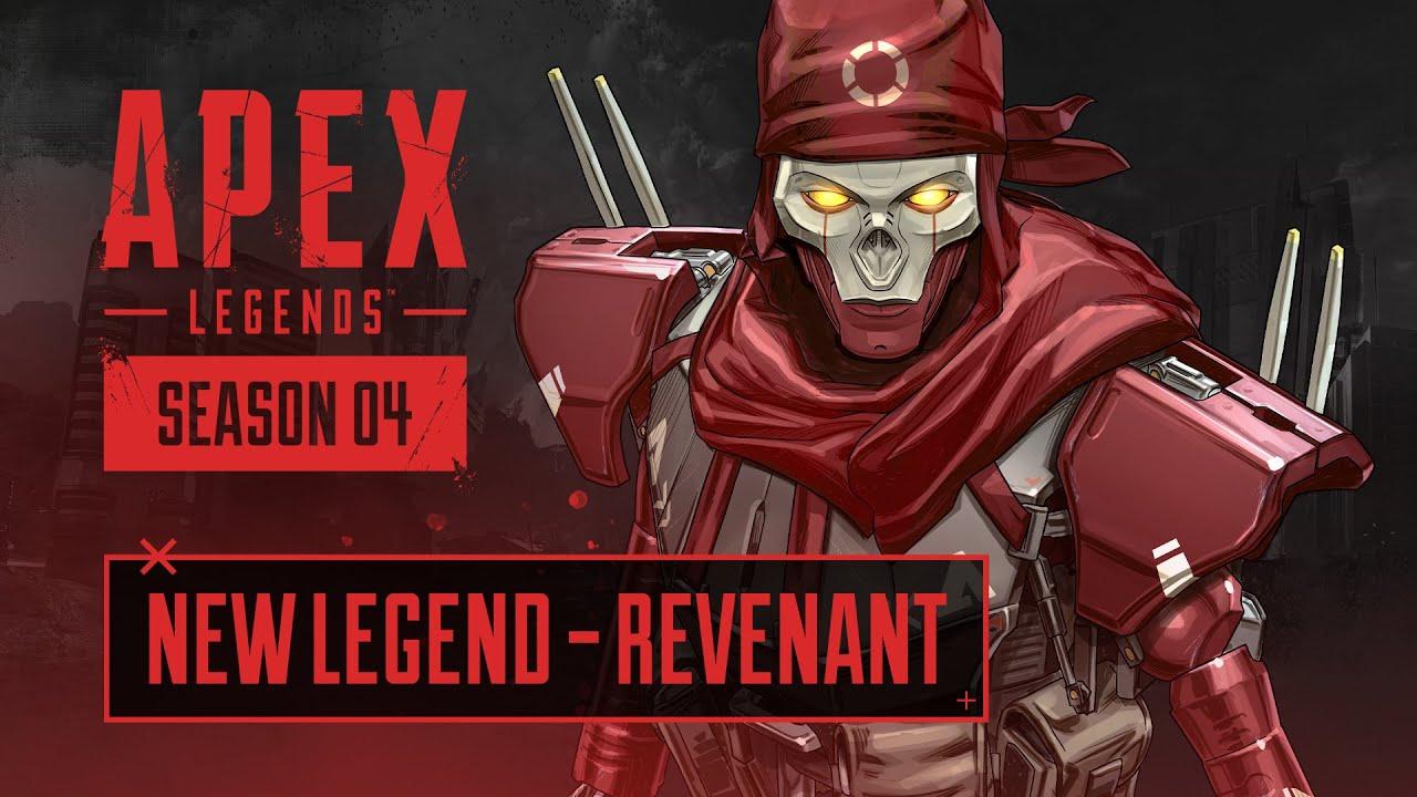 Трейлер игры Apex Legends посвящённый персонажу Ревенант