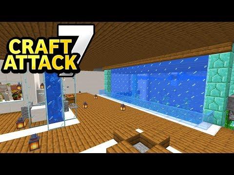 Itemkabel ohne Mods! Kelp wird an Lagersystem angeschlossen!  - Minecraft Craft Attack 7 #62