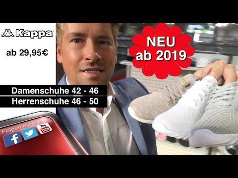 Kappa Schuhe in Übergrößen: Ab Frühling-Sommer 2019 bei schuhplus