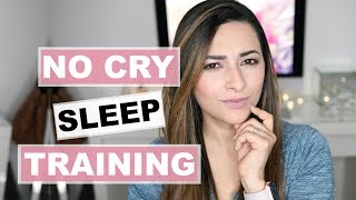 NO CRY SLEEP TRAINING FOR BABIES AND TODDLERS   James' Sleep Training Story   Ysis Lorenna