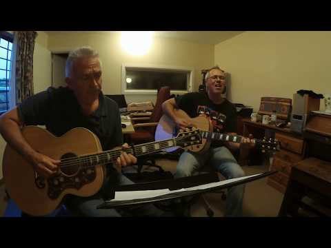 Eagles - Doolin Dalton Desperado (Reprise) - Cover by Barry Thomson