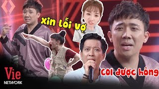 Việt Hương chửi Trấn Thành XỐI XẢ vì cứ hát nhạc của Hari Won là QUÊN SẠCH l Kỳ Tài Thách Đấu