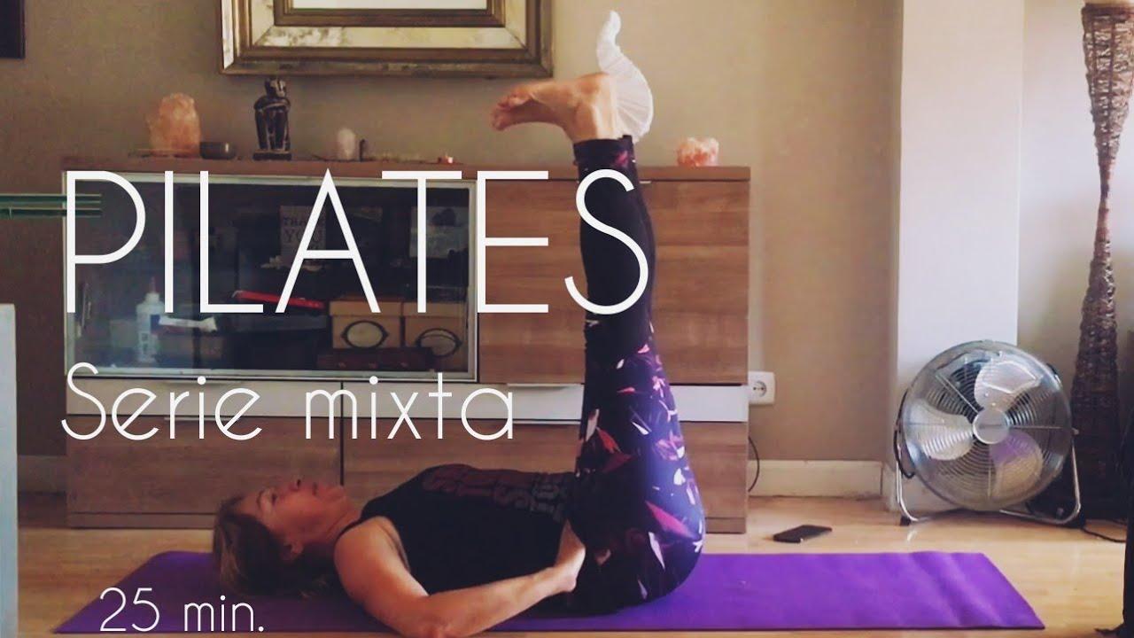 Pilates mixta.