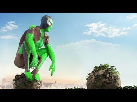 Vídeo do Rope Frog Ninja Hero - Strange Gangster Vegas