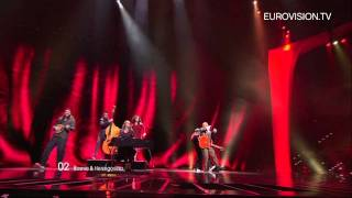 Dino Merlin - Love In Rewind (Bosnia & Herzegovina) - Live - 2011 Eurovision Song Contest Final