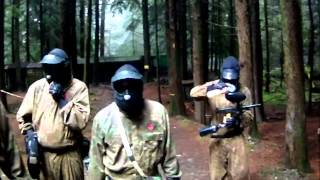 preview picture of video 'Tavistock Paintball Fort 18.8.12.wmv'