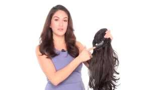 Sydney By Revlon | 3/4 Fall Hairpiece
