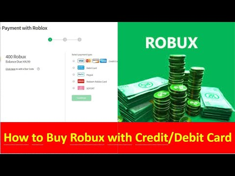 How to】 Buy Robux With A Visa Gift Card