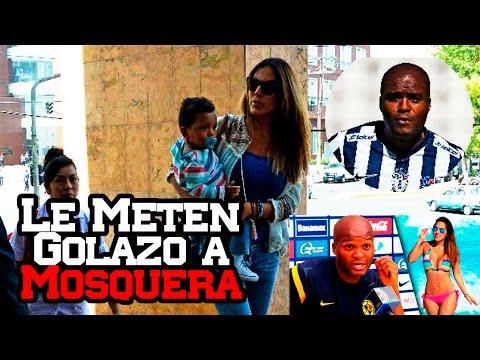 Aquivaldo Mosquera PAGARÁ PENSIÓN ALIMENTICIA a Karla Pineda