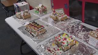 4th Grade Gingerbread House Project