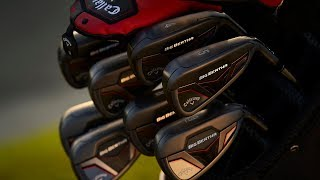 New Big Bertha Irons: Easy Launch, Serious Distance