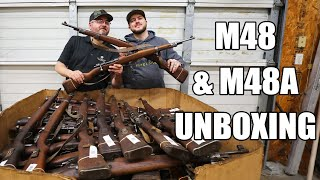 Yugo M48 / M48A, 8MM Mauser Bolt Action Rifles - Surplus Turn In Condition - C & R Eligible