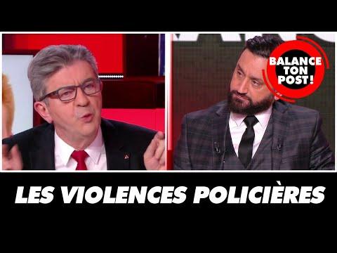 Jean-Luc Mélenchon réagit aux violences policières :