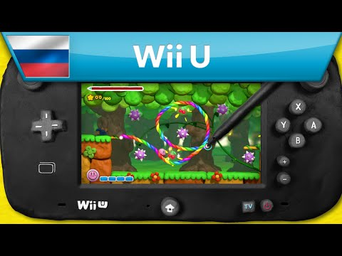 Видео № 0 из игры Kirby and the Rainbow Paintbrush (Б/У) [DS]